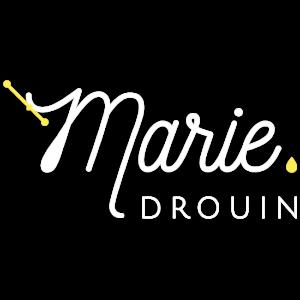 Logo Marie Drouin Blanc